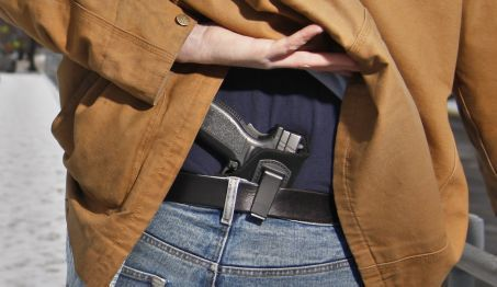 Concealed Weapons Permit (CWP) Course