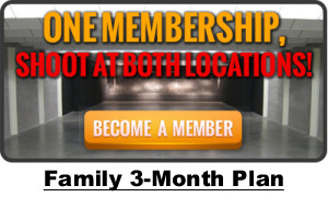 3-Month Shooting Range Family Membership