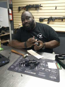Professional Gunsmithing Services at Florida Firearms Academy