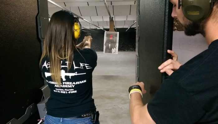 Guns | Indoor Shooting Range | Firearms Training